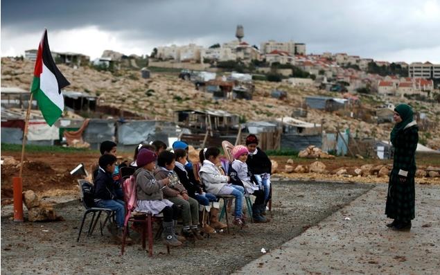 2016 Cisjordanie
