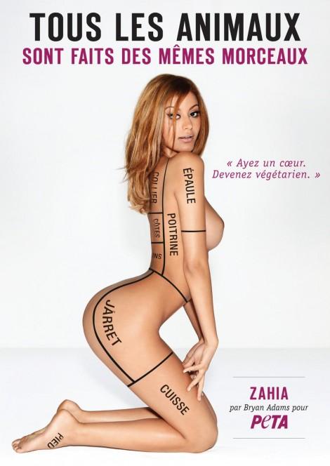 2016-01-1-zahia-nue-compagne-peta-animale